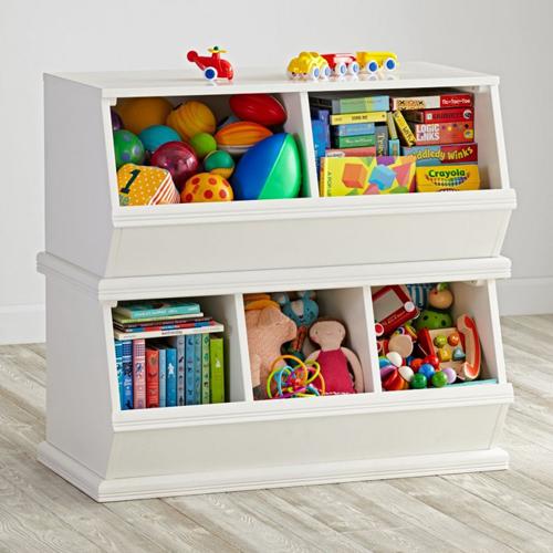 идеи хранения детских игрушек 6