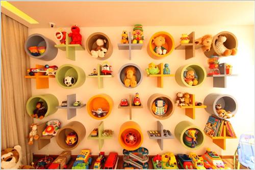 как хранить детские игрушки 8
