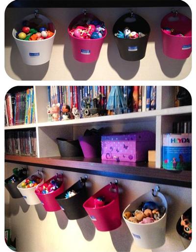как хранить детские игрушки 7