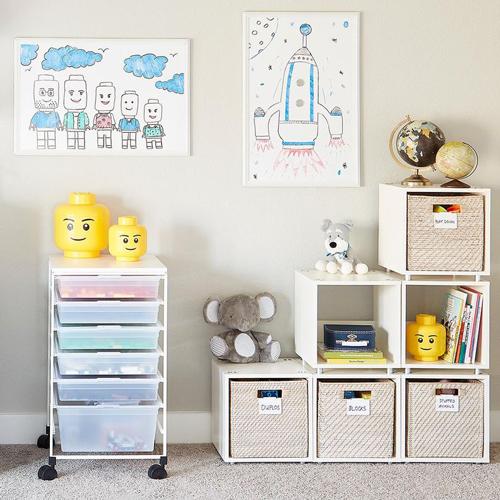 как хранить детские игрушки 5