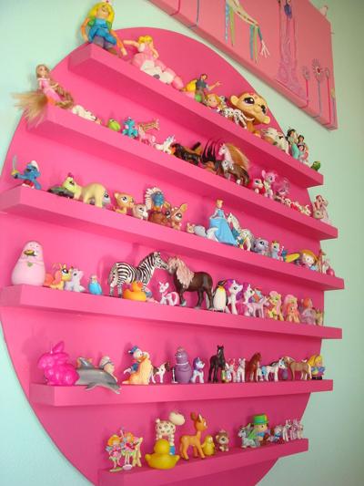 как хранить детские игрушки 2