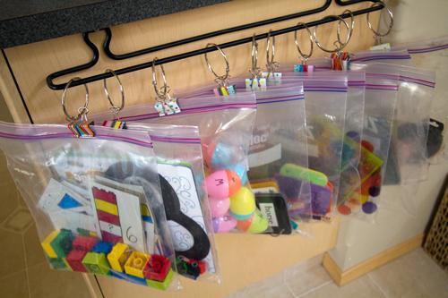 где хранить мягкие игрушки в детской 4