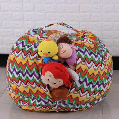 как хранить мягкие игрушки в детской комнате