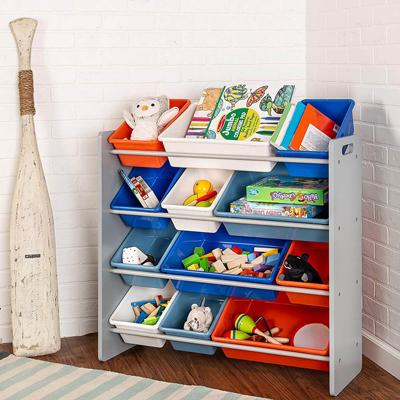 идеи хранения детских игрушек 14