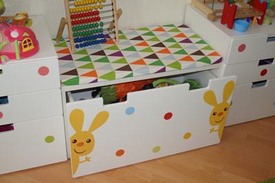 идеи хранения детских игрушек 13