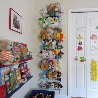 идеи хранения детских игрушек 12