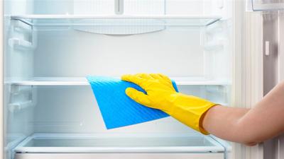 как устранить запах в холодильнике без химии