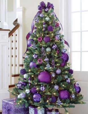 красиво украсить елку на новый год 2021 1