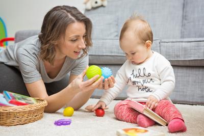 как научить ребенка говорить мама 2