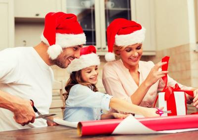 Подготовка подарков за месяц до нового года