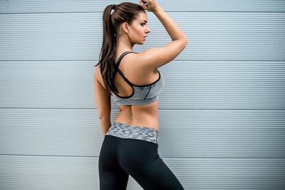 занималась спортом без диет и похудела