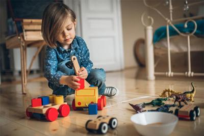 как приучить ребенка убирать игрушки в 5 лет