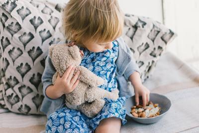Какие орехи можно давать детям