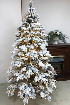красиво украсить елку на новый год фото 2