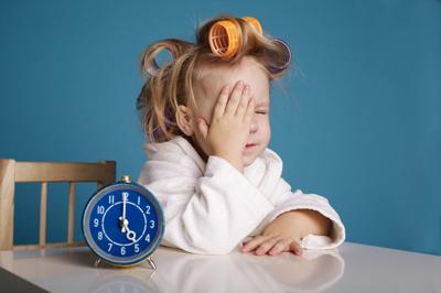 Научить ребенка в 6 лет определять время по часам