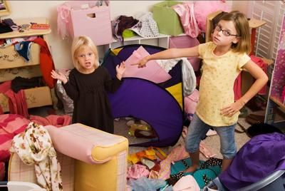почему ребенок ябедничает на сестру