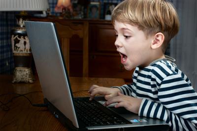 что делать если ребенок много времени проводит за компьютером