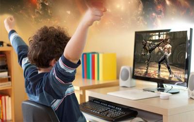 в чем ошибка родителей, если ребенок много времени за компьютером