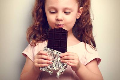 Шоколад детям, с какого возраста можно давать 3