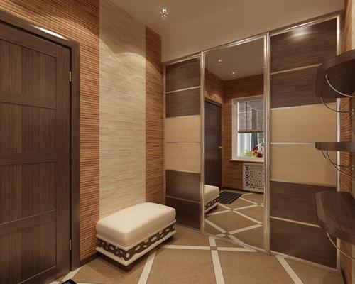 места хранения в коридоре