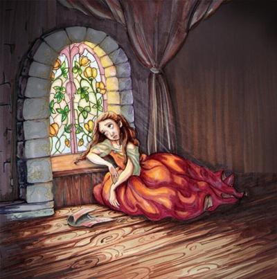 Сказка о принце Плаксе 4
