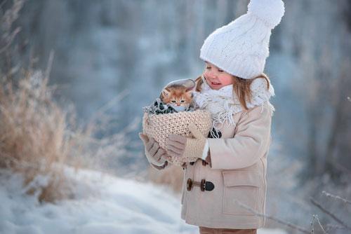 Загадки про зимнии мясяды для детей