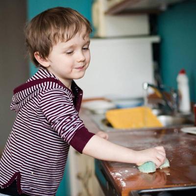 воспитывать аккуратность у ребенка в 2 года