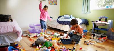 воспитывать аккуратность у ребенка в 3 года