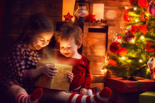 Красивые Рождественские стихи