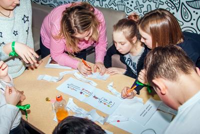 домашний квест на новый год для детей 7-8 лет