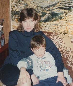 Елена Ерохина – мама футболиста Александра Ерохина 3