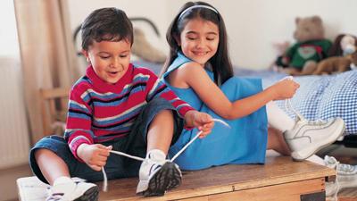 нужно помогать ребенку научить самостоятельности