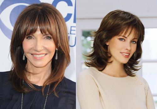 Как выглядеть моложе в 40 лет женщине прическа