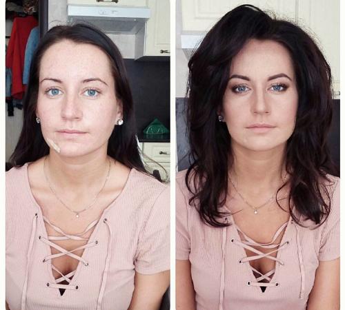 женщина в 40 молодо выглядит 3