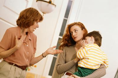 личные границы и пространство в семье