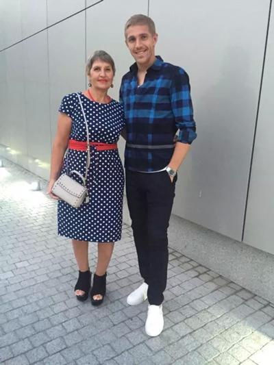 Откровения мамы полузащитника «Краснодара» Юрия Газинского 7