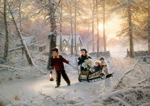 Стихи про Новый год для детей 6 лет