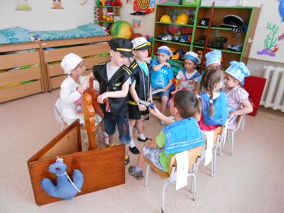 роль ролевых игр в личностном развитии ребенка