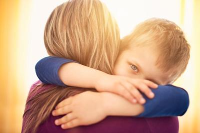 как перестать кричать и срываться на ребенка