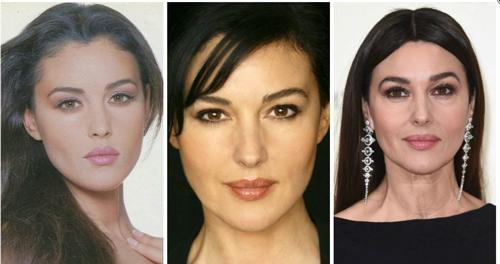 Возрастные изменения кожи лица: комбинированный