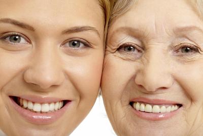 возрастные изменения кожи лица у женщин в 30 лет