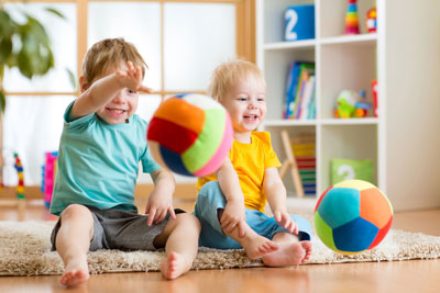 как научить ребенка делиться с другими 2