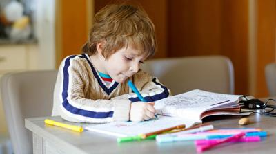подготовка детей к школе в домашних условиях