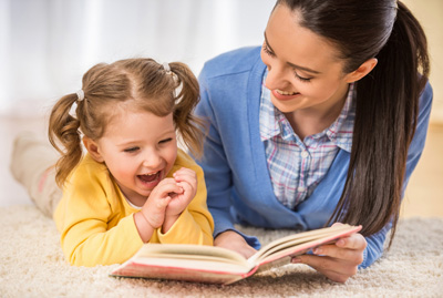 ребенку 5 лет как научить читать