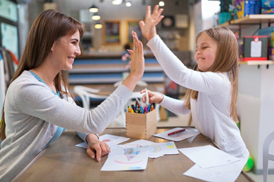 как поднять самооценку ребенку 10 лет девочке