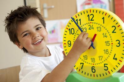 как распорядок дня влияет на самостоятельность ребенка
