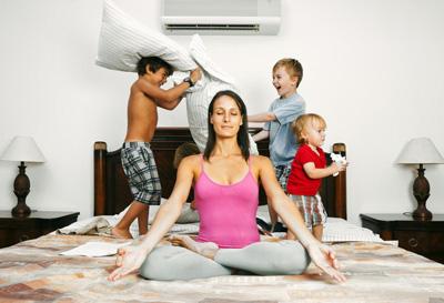 родительское терпение ключ к самостоятельности ребенка