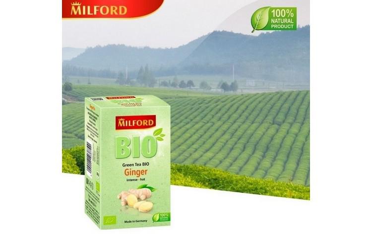 чай Милфорд БИО 2