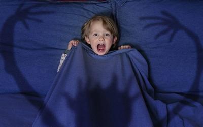 ребенок боится спать ночью что делать