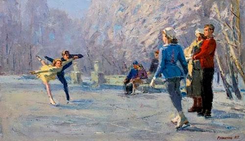 Загадки про зимние виды спорта для детей 4-5 лет